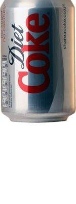 Diet Coke NV 10 x 330ml Cans