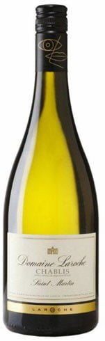 Domaine Laroche - Domaine Laroche Chablis St Martin 2012 75cl Bottle