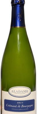 Domaine Stephane Aladame - Cremant de Bourgogne Brut NV 12x 75cl Bottles
