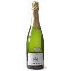 Dopff Au Moulin - Cremant d'Alsace Cuvee Julian Brut NV 75cl Bottle