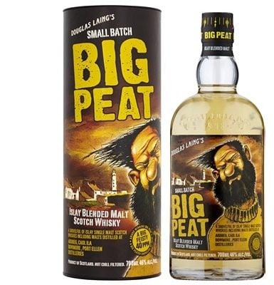 Douglas Laing Big Peat Whisky