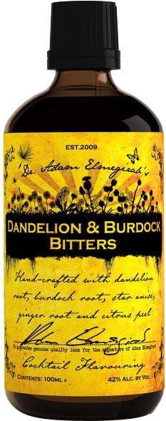 Dr Adam Elmegirabs - Dandelion & Burdock 100ml Bottle