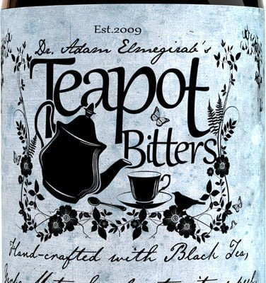 Dr Adam Elmegirabs - Teapot Bitters 100ml Bottle
