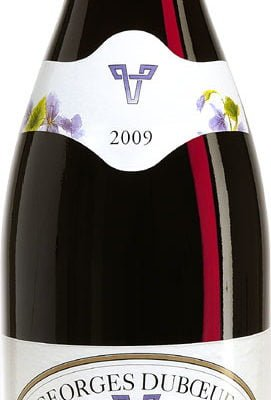 Duboeuf - Chiroubles 2010 Flower Label 75cl Bottle