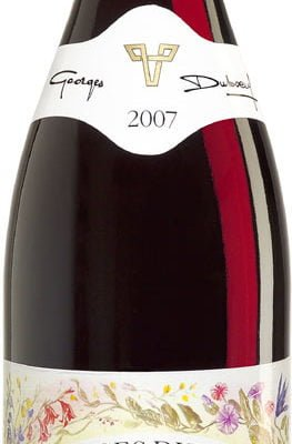 Duboeuf - Fleurie 2013 Flower Label 75cl Bottle