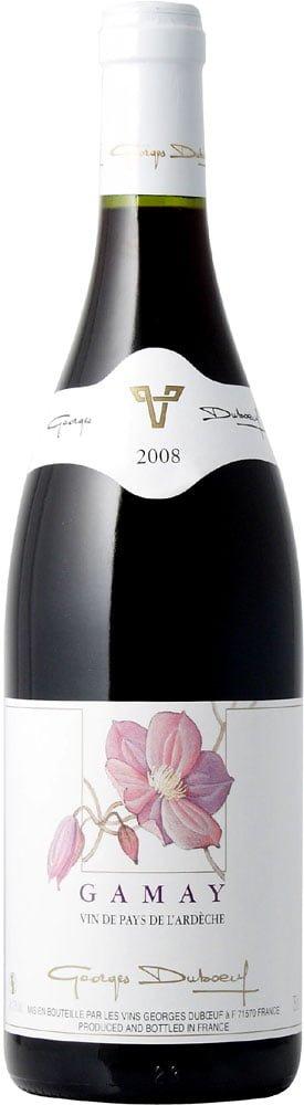 Duboeuf - Gamay Vin de Pays l'Ardeche 2012 75cl Bottle