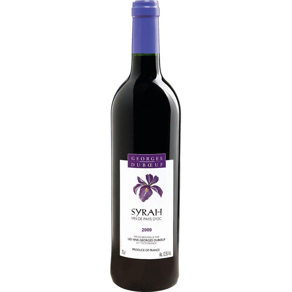 Duboeuf - Syrah Vin de Pays d'Oc 2010 75cl Bottle