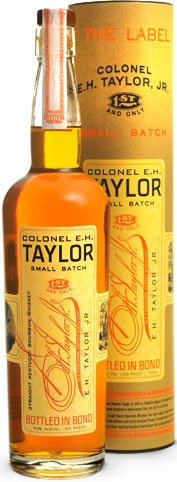 E H Taylor - Small Batch Bourbon 70cl Bottle