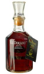 El Dorado - 25 Year Old Demerara Rum 70cl Bottle