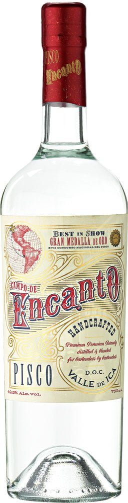 Encanto Pisco 70cl Bottle