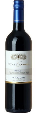Errazuriz Estate Series Merlot 2014