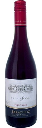 Errazuriz Estate Series Pinot Noir 2014