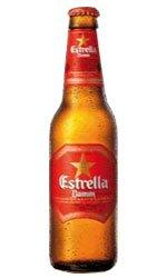 Estrella - Damm 24x 330ml Bottles