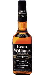 Evan Williams - Black Extra Aged 70cl Bottle