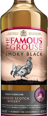 Famous Grouse - Smoky Black 70cl Bottle