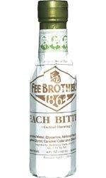 Fee Brothers - Peach 150ml Bottle