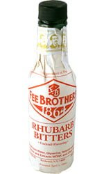 Fee Brothers - Rhubarb 150ml Bottle
