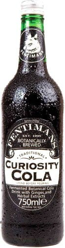 Fentimans - Curiosity Cola 75cl Bottle