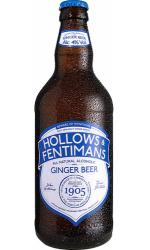 Fentimans & Hollows - All Natural Alcoholic Ginger Beer 8x 500ml Bottles