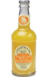 Fentimans - Mandarin & Seville Orange Jigger 12x 275ml Bottles