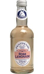 Fentimans - Rose Lemonade 12x 275ml Bottles