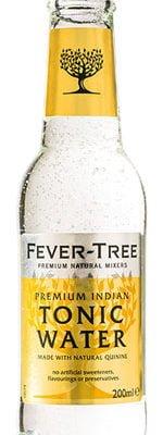 Fever-Tree Tonic NV 4 x 200ml Bottles