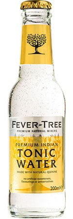 Fever-Tree Tonic NV 4 x 200ml Bottles
