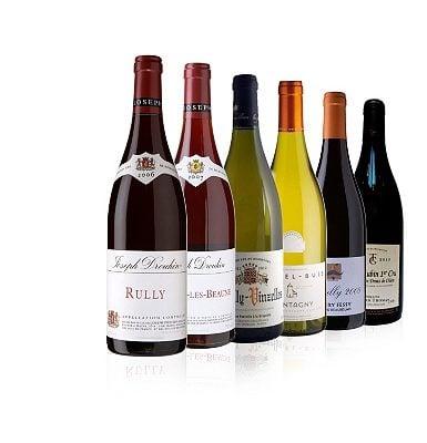 Fine Burgundy Mix