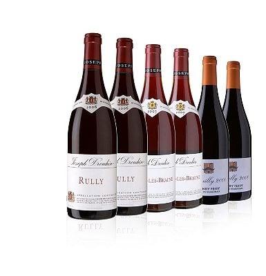 Fine Burgundy Reds