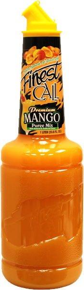 Finest Call - Mango Puree 1 Litre Bottle
