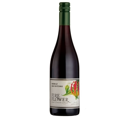 Fire Flower Shiraz/mourvèdre