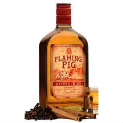 Flaming-Pig-Spiced-Irish-70cl-Bottle
