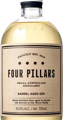 Four Pillars - Barrel Aged Gin 70cl Bottle