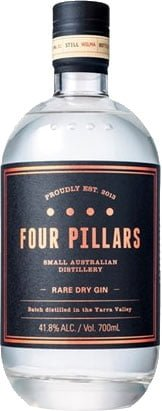 Four Pillars - Rare Dry Gin 70cl Bottle