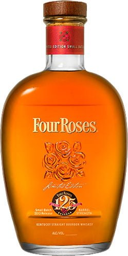 Four Roses - Small Batch 125th Anniversary 2013 70cl Bottle