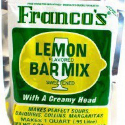 Francos - Lemon Bar Mix Accessories