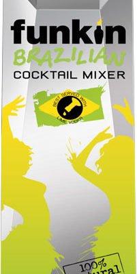 Funkin Cocktail Mixer - Brazilian 1 Litre Carton