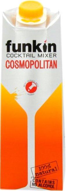 Funkin Cocktail Mixer - Cosmopolitan 1 Litre Carton