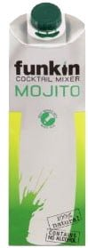 Funkin Cocktail Mixer - Mojito 1 Litre Carton