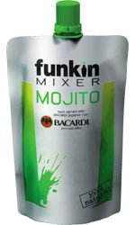 Funkin Single Serve Mixer - Classic Mojito 120g Pouch