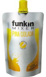 Funkin Single Serve Mixer - Pina Colada 120g Pouch