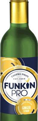Funkin Syrups - Ginger 36cl Bottle