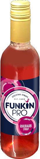 Funkin Syrups - Rhubarb 36cl Bottle