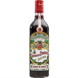 Gabriel Boudier – Creme de Cassis de Dijon (Blackcurrant) 50cl Bottle