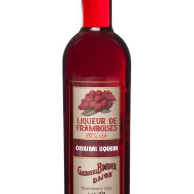 Gabriel Boudier - Creme de Framboise (Raspberry) 50cl Bottle