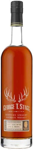 George T Stagg - Kentucky Straight Bourbon Whiskey 2014 70cl Bottle