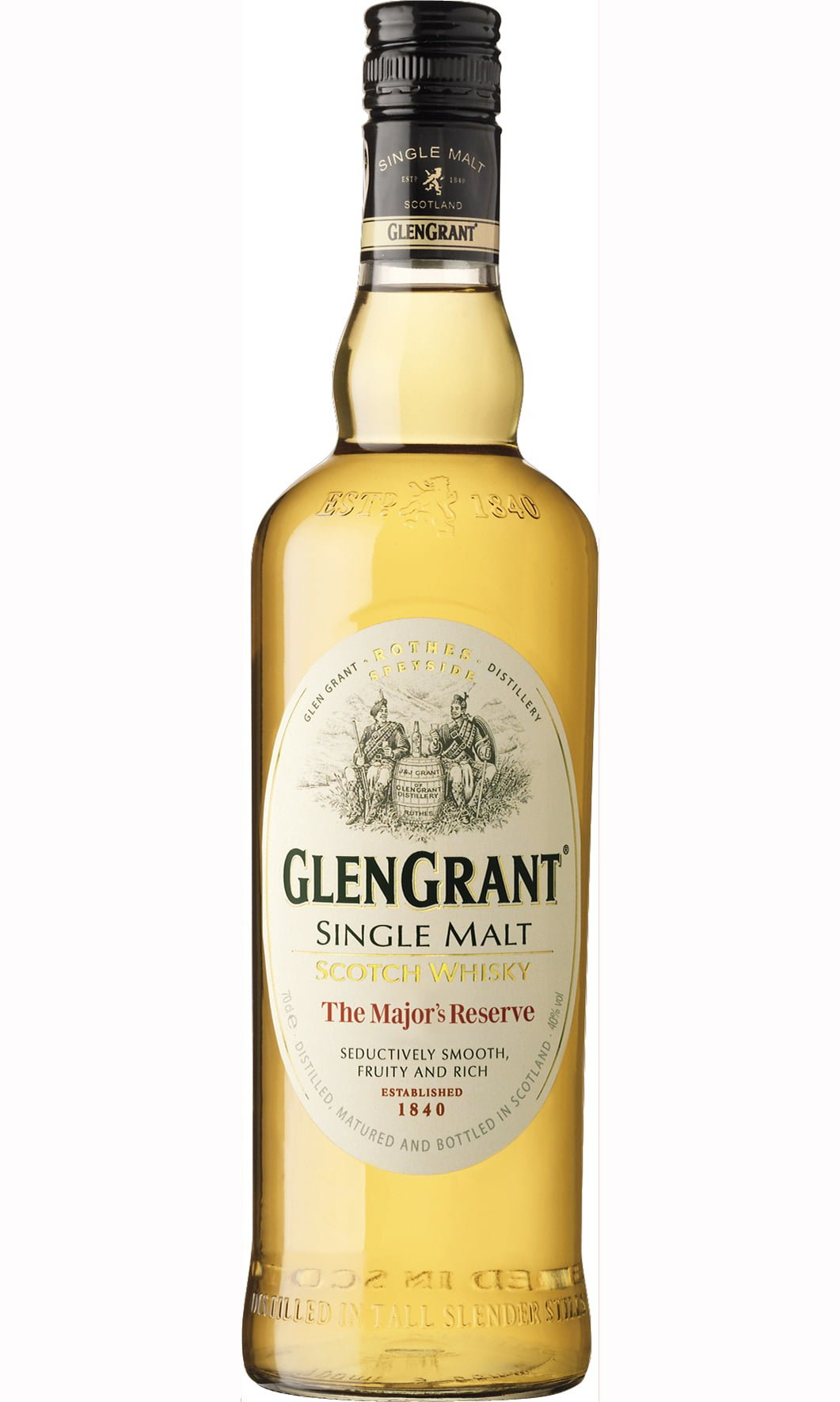 Glen Grant - The Major's Reserve 70cl Bottle