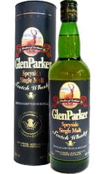 Glen Parker - Single Malt Scotch Whisky 70cl Bottle