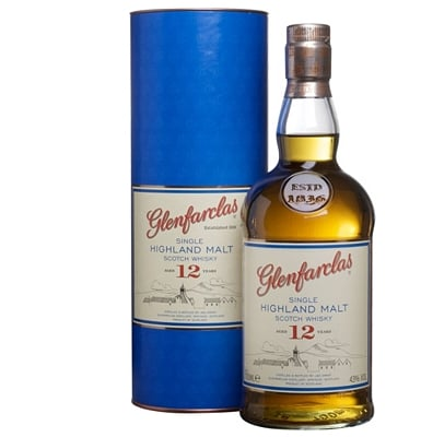 Glenfarclas 12-year-old Speyside Single Malt Whisky