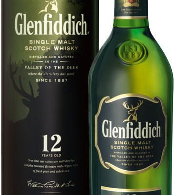 Glenfiddich - 12 Year Old 70cl Bottle
